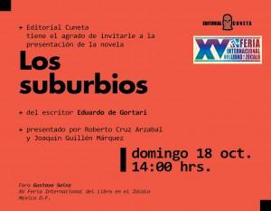 INVITACION_LOS SUBURBIOS